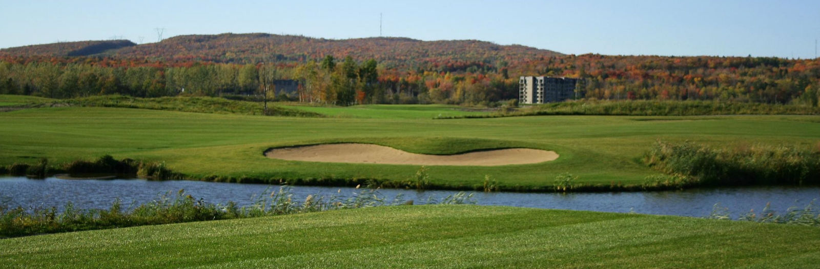 Golf de la Faune du complexe Four Points by Sheraton Québec